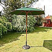 Sturdi 2.5m Parasol - Green