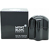 Mont Blanc Emblem Eau de Toilette 40ml EDT Spray For Men