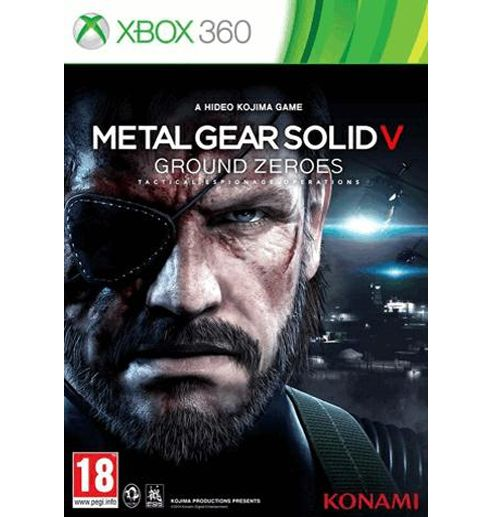 Metal Gear Solid V: Ground Zeroes (Xbox 360)