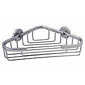 Never Drill Again Roond Corner Soap Basket