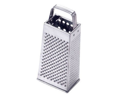 Zodiac 2080 Four Way Grater S/S 8In