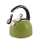 Morphy Richards - Accents 2.5 Litre Green Whistling Kettle