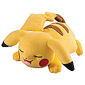 Pokemon XY Soft Toy - Sleeping Pikachu