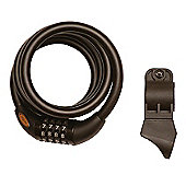 Squire 8mm Combination Cable Lock 1800mm