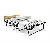 Jay-Be Deluxe Small Double Folding Bed With Headboard