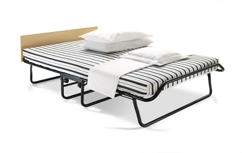 Jay-Be Deluxe Double Folding Bed with Headboard