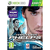 Michael Phelps - Push the limit - Kinect Compatible - Xbox-360