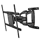 "Peerless SmartMount XX-Large Articulating Wall Bracket for 42-71"" Screens in Gloss Black"