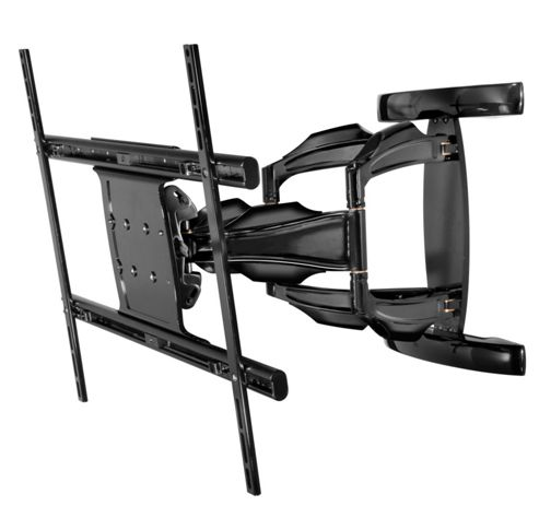 Peerless SmartMount XX-Large Articulating Wall Bracket for 42-71 Screens in Gloss Black