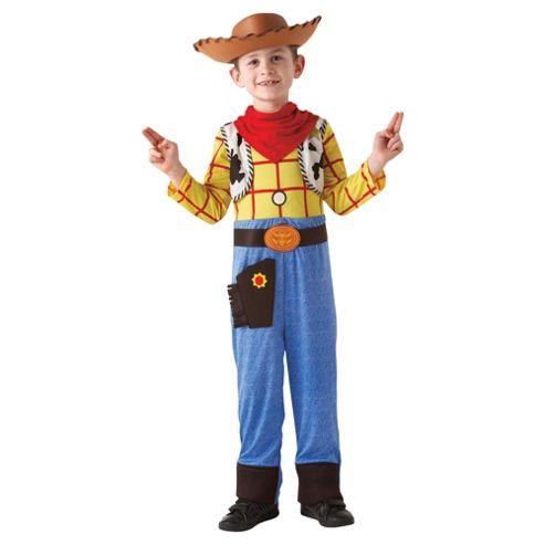 Rubies UK Deluxe Woody- M_5-6 years