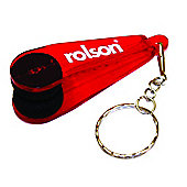 Glasses/Mobile Phone Cleaner Keychain