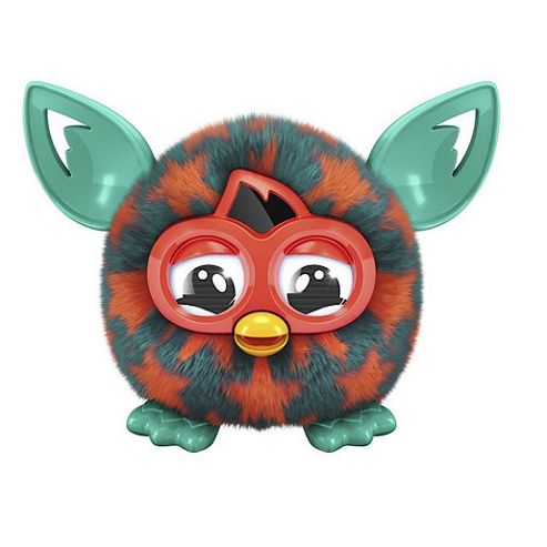 Furby Furblings - Orange Stars
