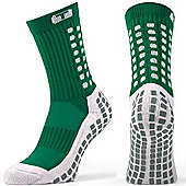 Trusox Mid-Calf Cushion - Green