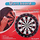De Luxe Flocked Dartboard