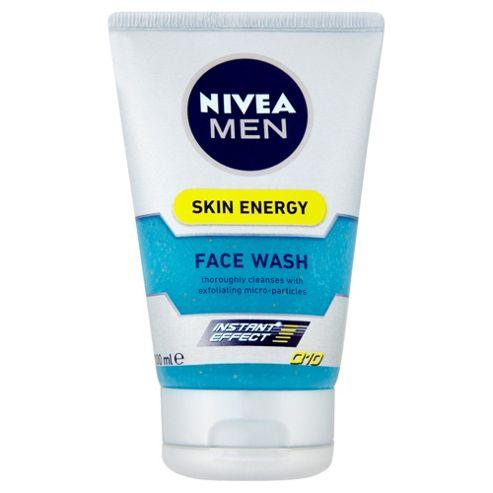 NIVEA MEN® Skin Energy Face Wash 100ml