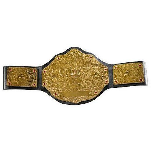 WWE Wrestling World Heavyweight Championship Belt