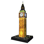 Ravensburger Big Ben Night Edition 3D Puzzle 216Pc