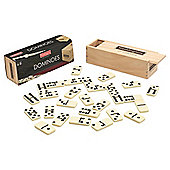 Waddingtons Wooden Games Dominoes