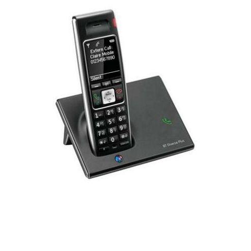 BT Diverse 7410 Plus Single Cordless Phone