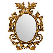 Premier Housewares Ornate Wall Mirror