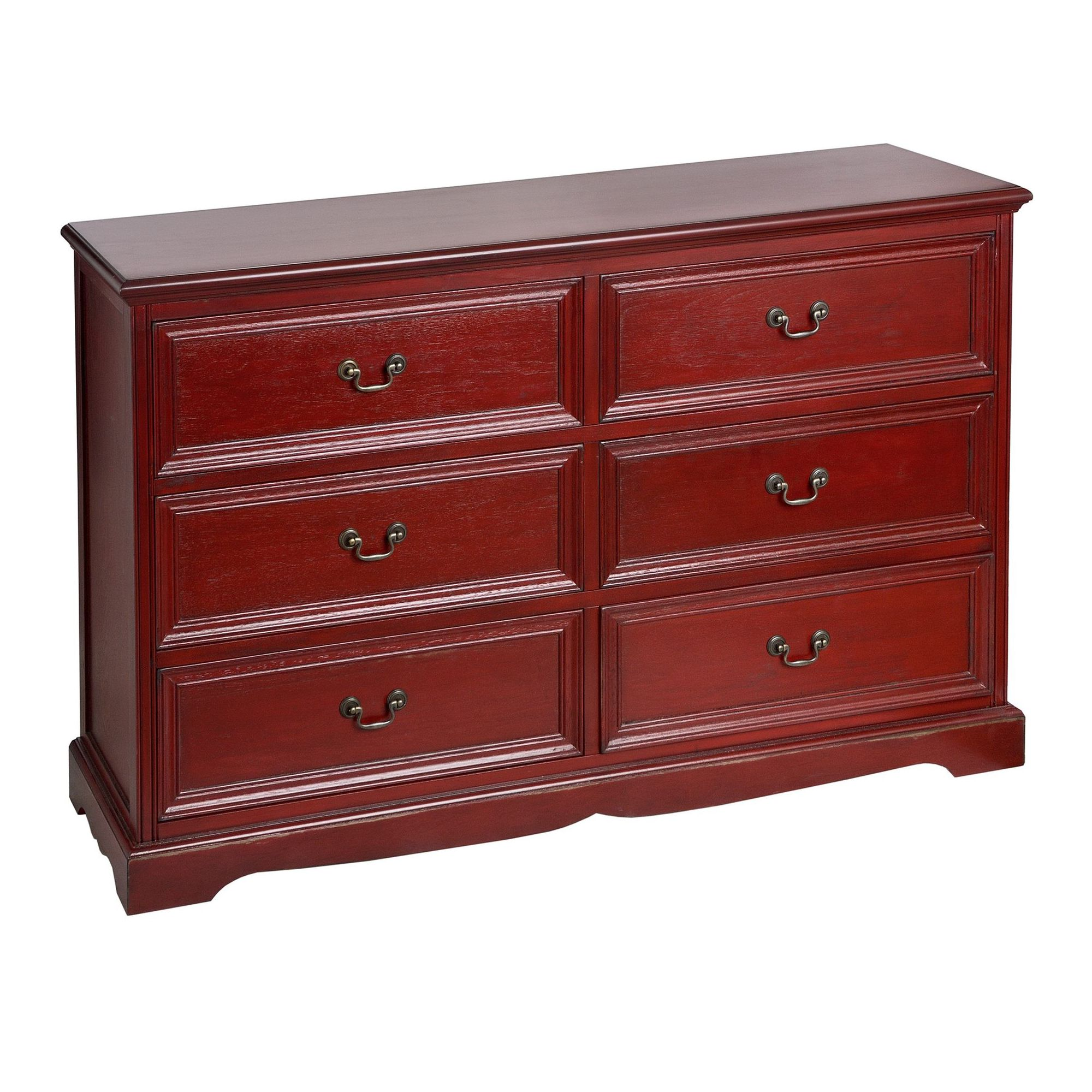 Tesco Direct Hill Interiors Bloomington Original 6 Drawer Chest Special Savings Today At