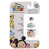 Tsum Tsum 3-Pack Figures: Buzz Lightyear/Dumbo/Hiro Himado