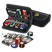 James Bond 50th 150 Chip Compact Poker Set
