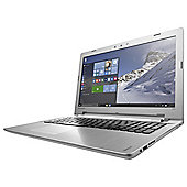 "Lenovo 500-15ACZ 15.6"" AMD A10 12GB RAM 1TB HDD White Laptop"
