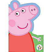 Peppa Pig Favourite Card