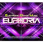 Electronic Dance Music Euphoria 2014 (3CD)