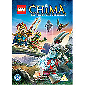 Lego Legends of Chima S1 PT2 DVD