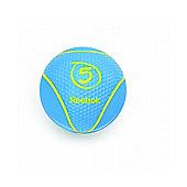 Reebok Medicine Ball - Cyan 5kg