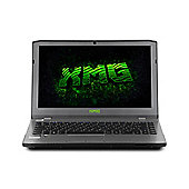 """XMG P304 13.3"""" Pro Gaming Notebook (Intel Core i7, 8GB RAM, 1TB HDD + 120GB SSD, Windows 8.1)"""