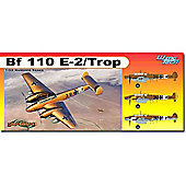 Dragon 3209 Bf 110 E-2/ Trop 1:32 Aircraft Model Kit Cyber-Hobby