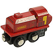 Bigjigs Rail Heritage Collection Sentinel
