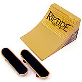 Riptide Mini Boards With Vert Ramp