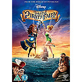 TinkerBell and The Pirate Fairy (DVD)