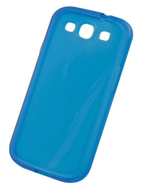 Tortoise™ Soft Gel Case Samsung Galaxy SIII 2 Tone TPU Gloss Red