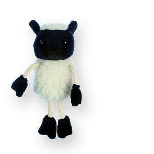 Finger Puppet: White Sheep