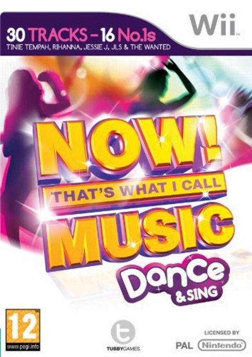 Now Thats What I Call Music - Dance And Sing