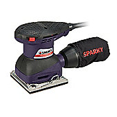 Sparky MP 250 1/4 Sheet Orbital Sander 250 Watt 110 Volt