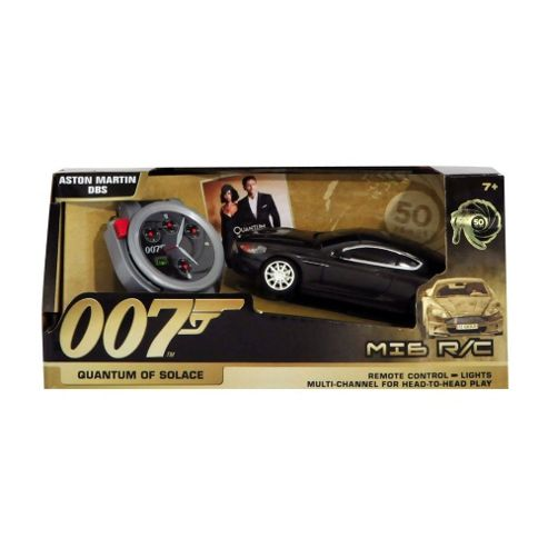 James Bond 007 MI6 R/C Aston Martin DBS Quantum Of Solace
