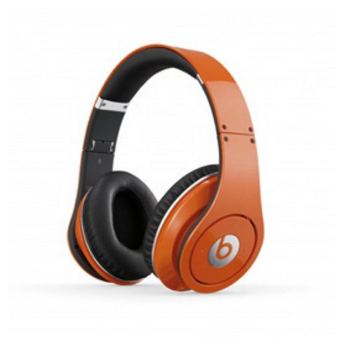 BEATS BY DR DRE Studio HD Headphones Orange