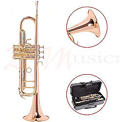 Odyssey Premiere Bb Trumpet Outfit with Case