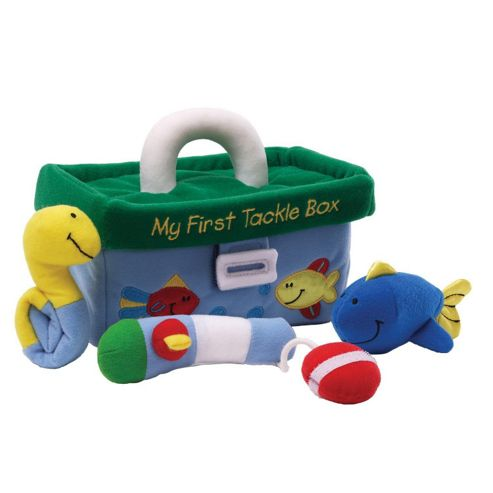 Gund My First Tackle Play Set Multicoloured