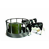 Cattle Feeder Set - Scale 1:32 - Britains Farm