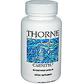 Thorne Research Carnityl 500Mg 60 Veg Capsules
