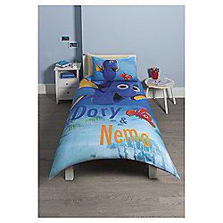 Finding Dory Duvet Set Single