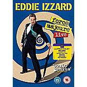 Eddie Izzard Force Majeure Live (DVD)