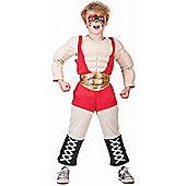 Wrestler - Child Costume 6-7 years